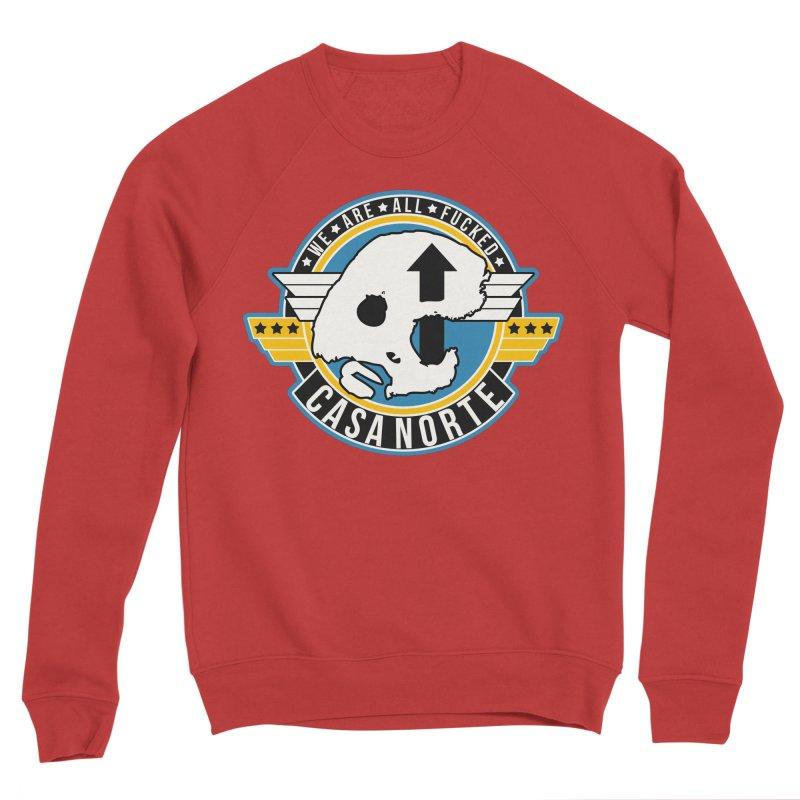 CasaNorte - Fly Women's Sponge Fleece Sweatshirt by Casa Norte's Artist Shop