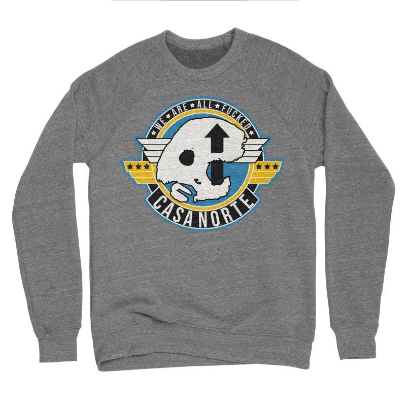 CasaNorte - Fly Men's Sponge Fleece Sweatshirt by Casa Norte's Artist Shop
