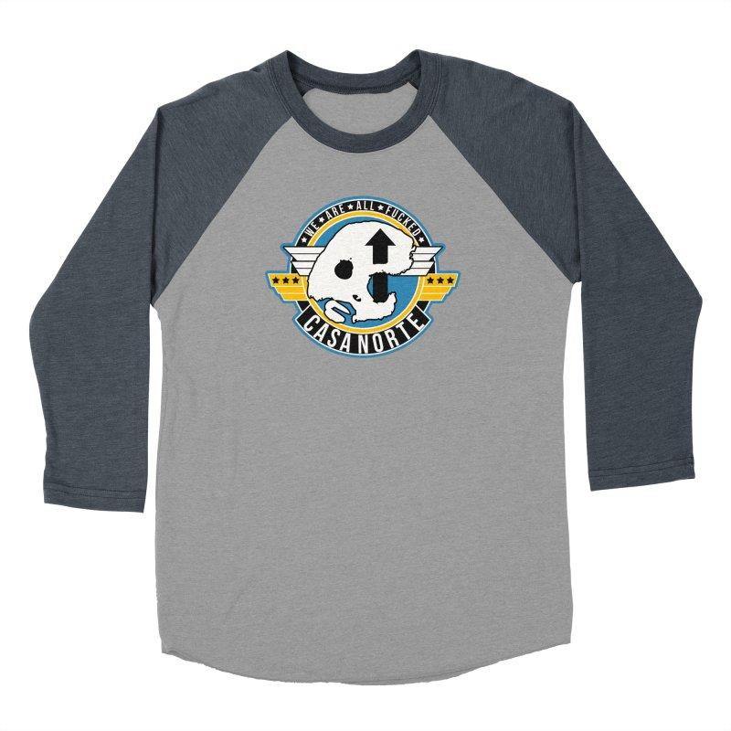 CasaNorte - Fly Men's Baseball Triblend Longsleeve T-Shirt by Casa Norte's Artist Shop