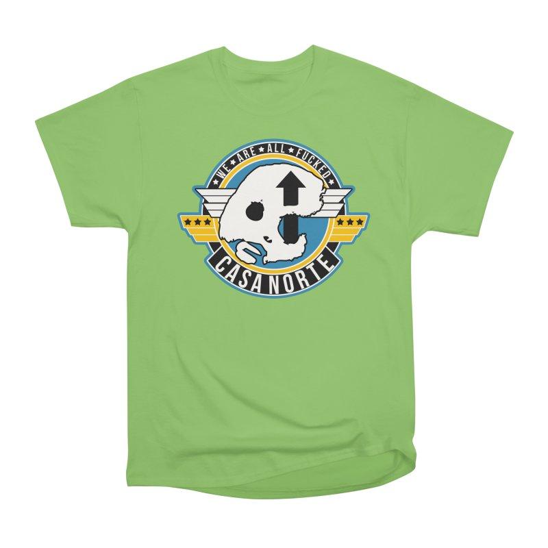 CasaNorte - Fly Men's Heavyweight T-Shirt by Casa Norte's Artist Shop