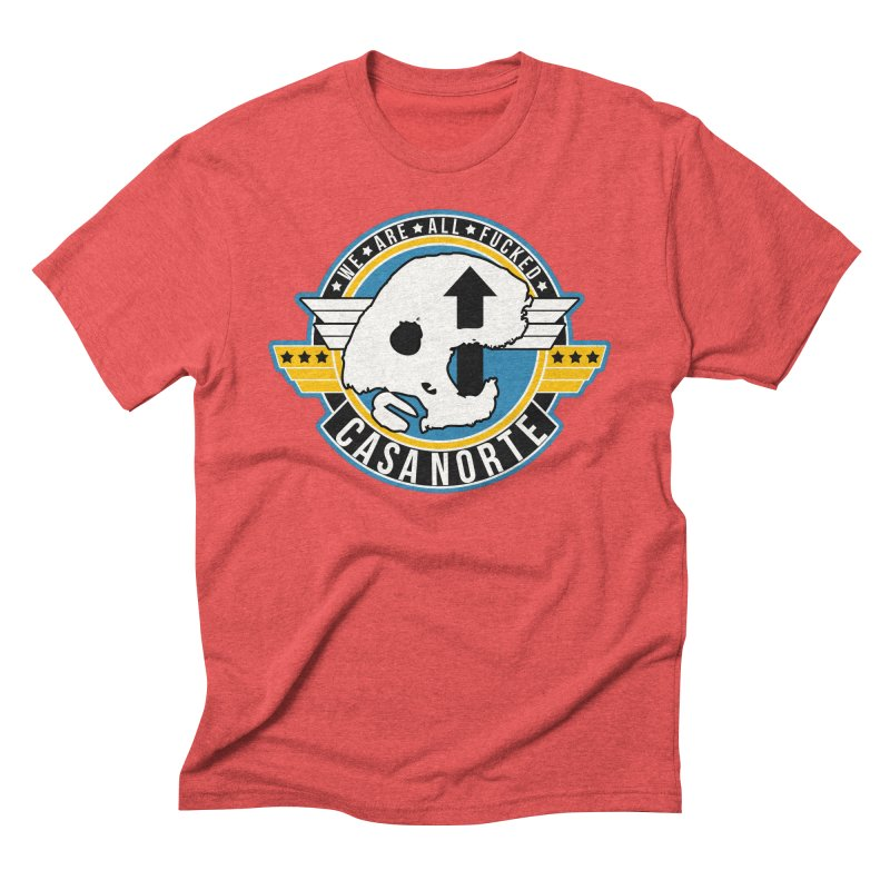 CasaNorte - Fly Men's Triblend T-Shirt by Casa Norte's Artist Shop