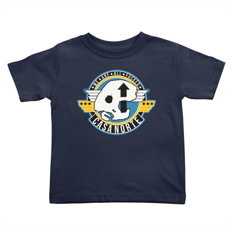 CasaNorte - Fly Kids Toddler T-Shirt by Casa Norte's Artist Shop