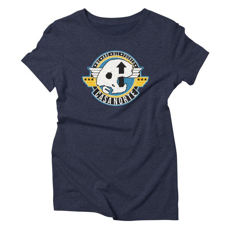 CasaNorte - Fly Women's Triblend T-Shirt by Casa Norte's Artist Shop
