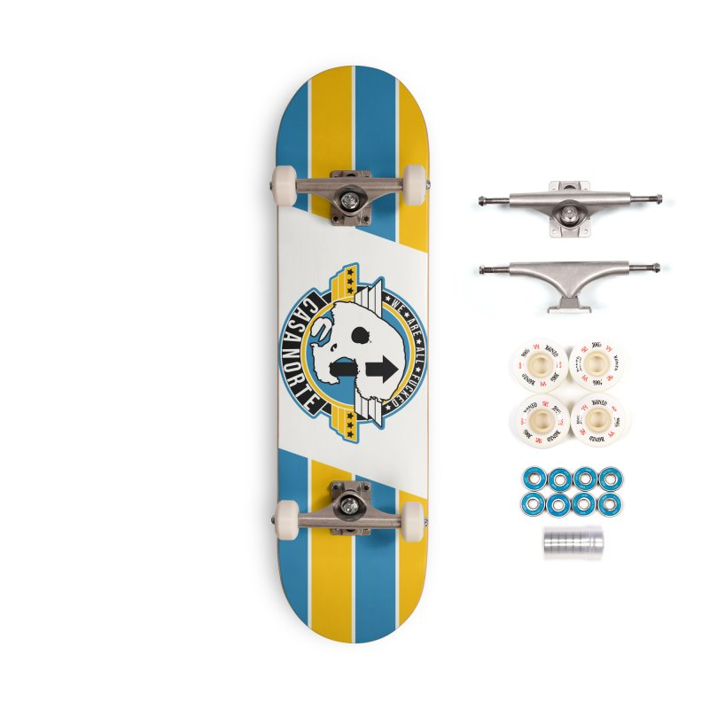 CasaNorte - Fly Accessories Complete - Premium Skateboard by Casa Norte's Artist Shop