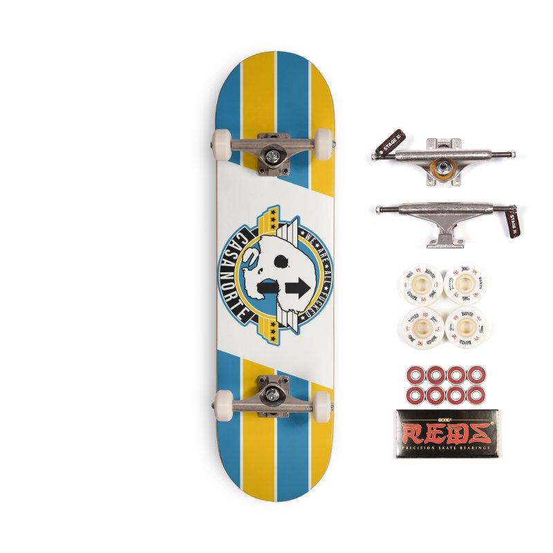CasaNorte - Fly Accessories Complete - Pro Skateboard by Casa Norte's Artist Shop