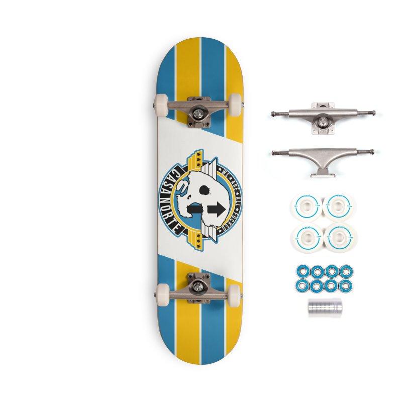 CasaNorte - Fly Accessories Complete - Basic Skateboard by Casa Norte's Artist Shop