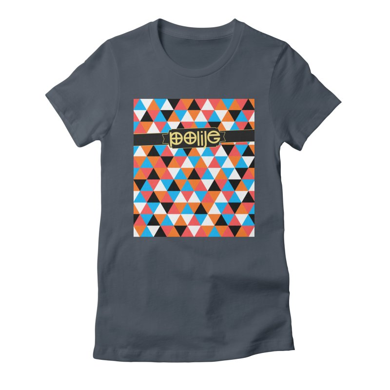 Polije - Bike Women's T-Shirt by Casa Norte's Artist Shop