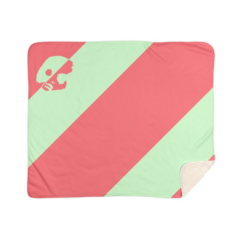 CasaNorte - Mint Home Blanket by Casa Norte's Artist Shop