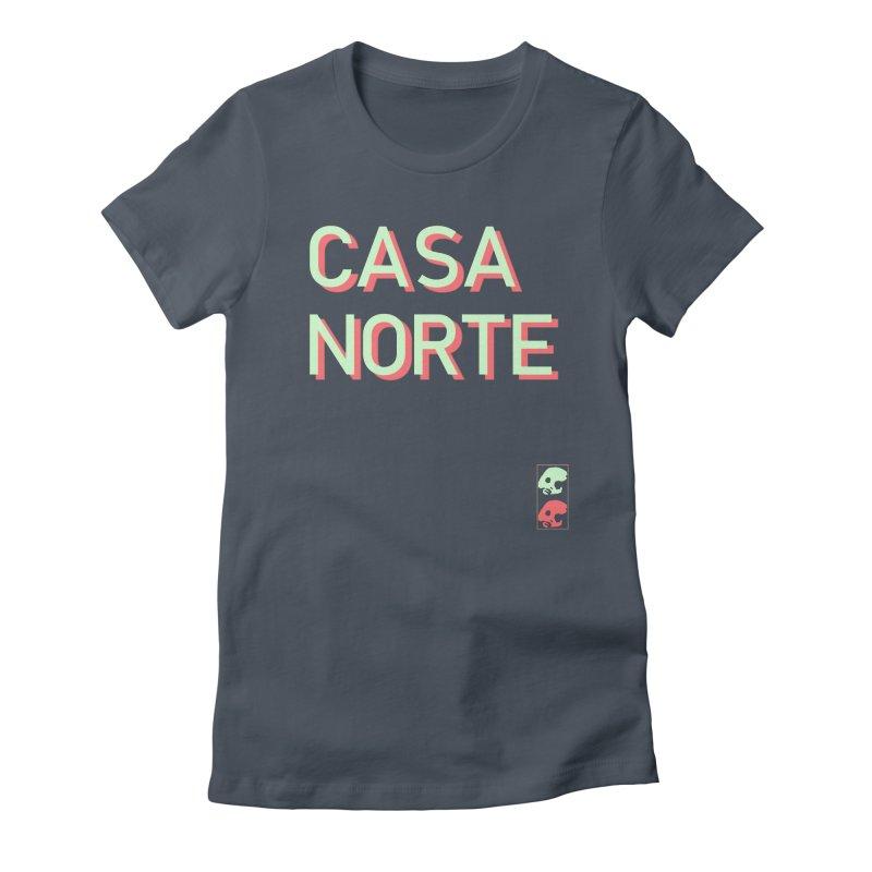 CasaNorte - Mint Women's T-Shirt by Casa Norte's Artist Shop
