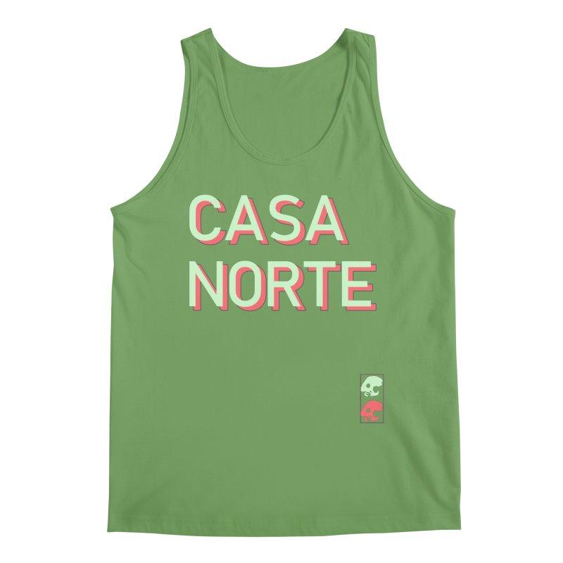 CasaNorte - Mint Men's Tank by Casa Norte's Artist Shop
