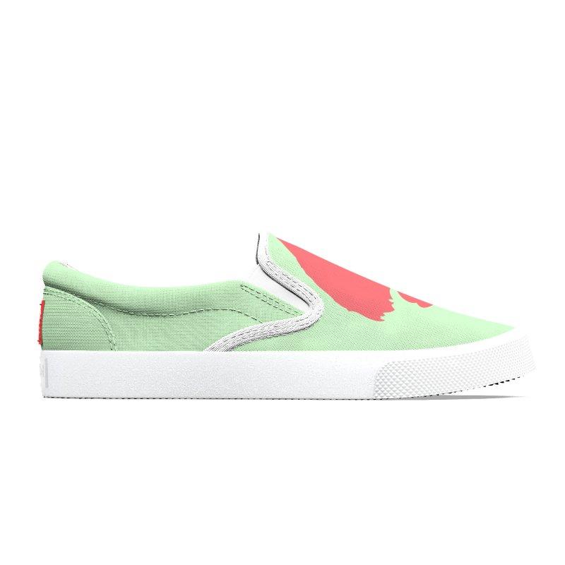 CasaNorte - Mint Women's Shoes by Casa Norte's Artist Shop