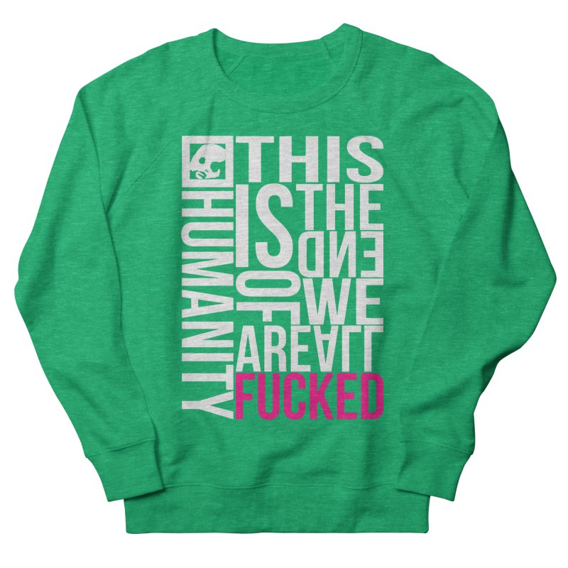 CasaNorte - NoteV Women's Sweatshirt by Casa Norte's Artist Shop