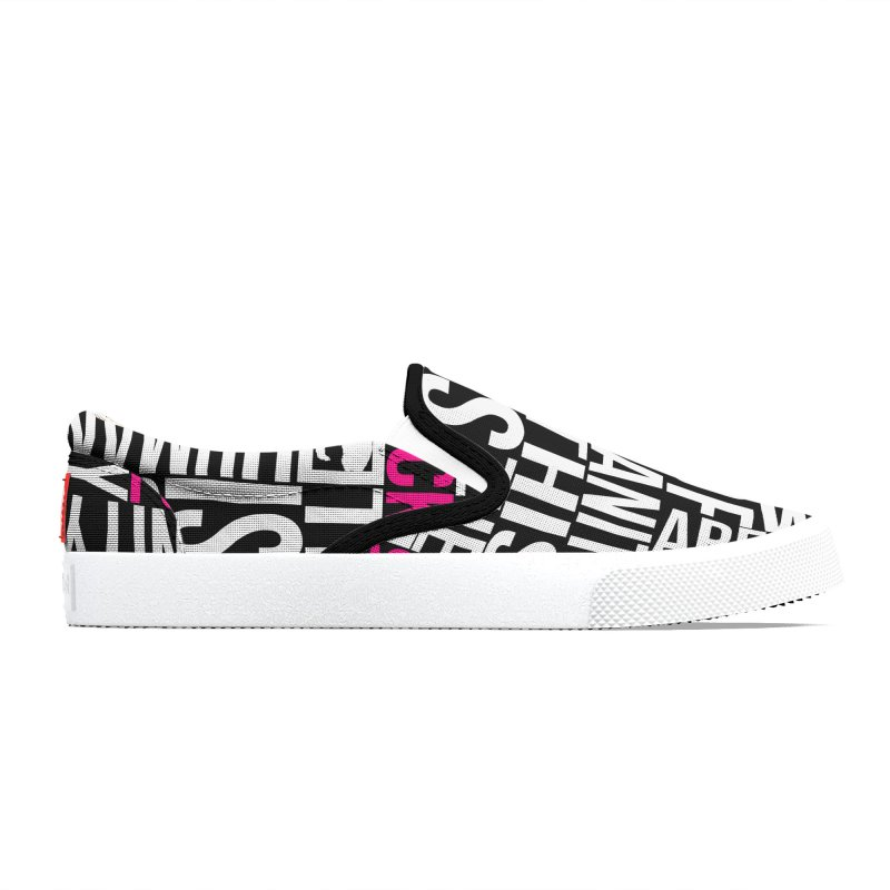 CasaNorte - NoteV Men's Shoes by Casa Norte's Artist Shop