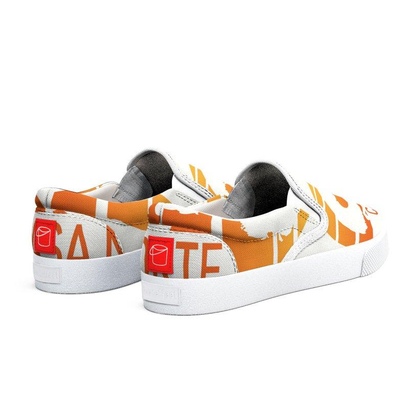 CasaNorte - SunRise Women's Shoes by Casa Norte's Artist Shop