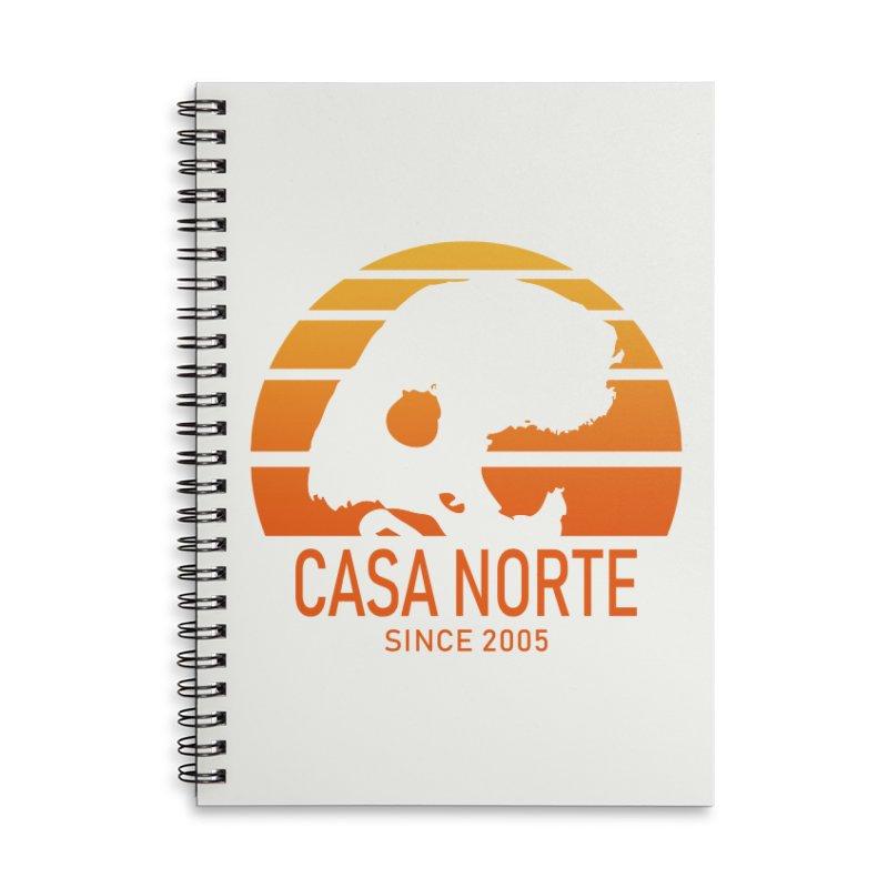 CasaNorte - SunRise Accessories Notebook by Casa Norte's Artist Shop