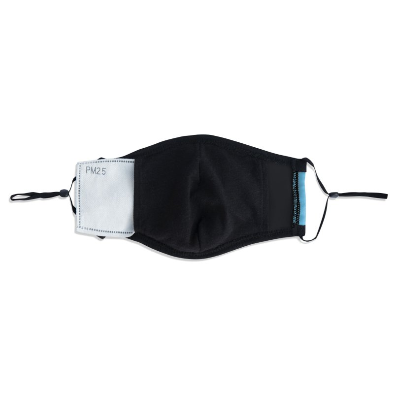 CasaNorte - SunRiseW Accessories Face Mask by Casa Norte's Artist Shop
