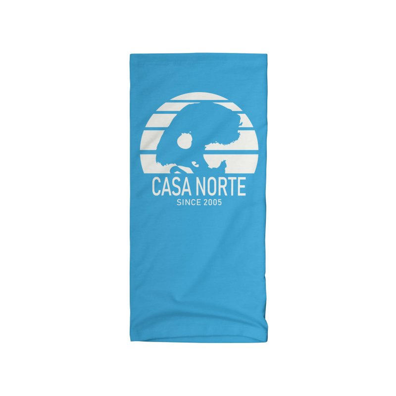 CasaNorte - SunRiseW Accessories Neck Gaiter by Casa Norte's Artist Shop