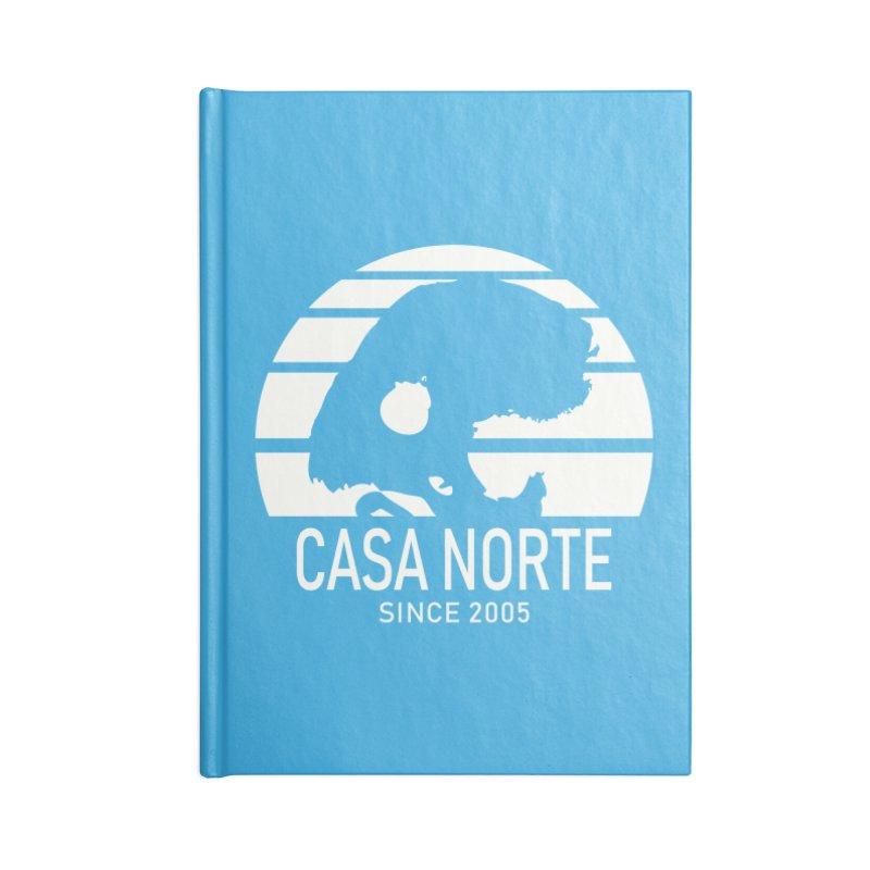 CasaNorte - SunRiseW Accessories Notebook by Casa Norte's Artist Shop