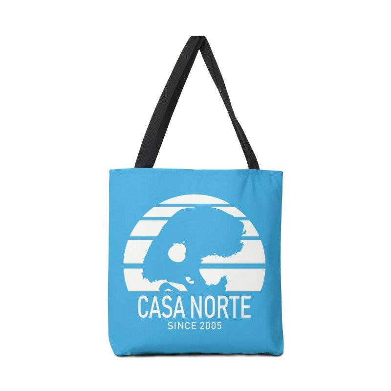 CasaNorte - SunRiseW Accessories Bag by Casa Norte's Artist Shop