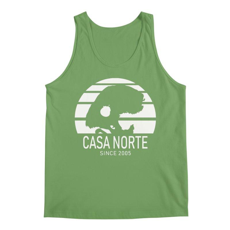 CasaNorte - SunRiseW Men's Tank by Casa Norte's Artist Shop