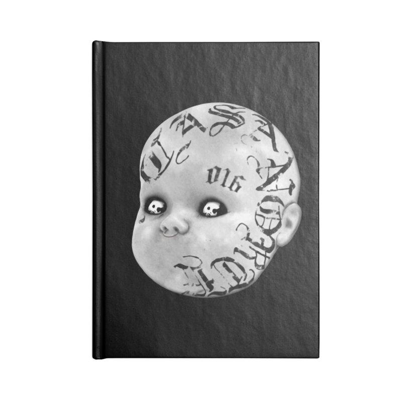 CasaNorte - PerPohojo Accessories Notebook by Casa Norte's Artist Shop
