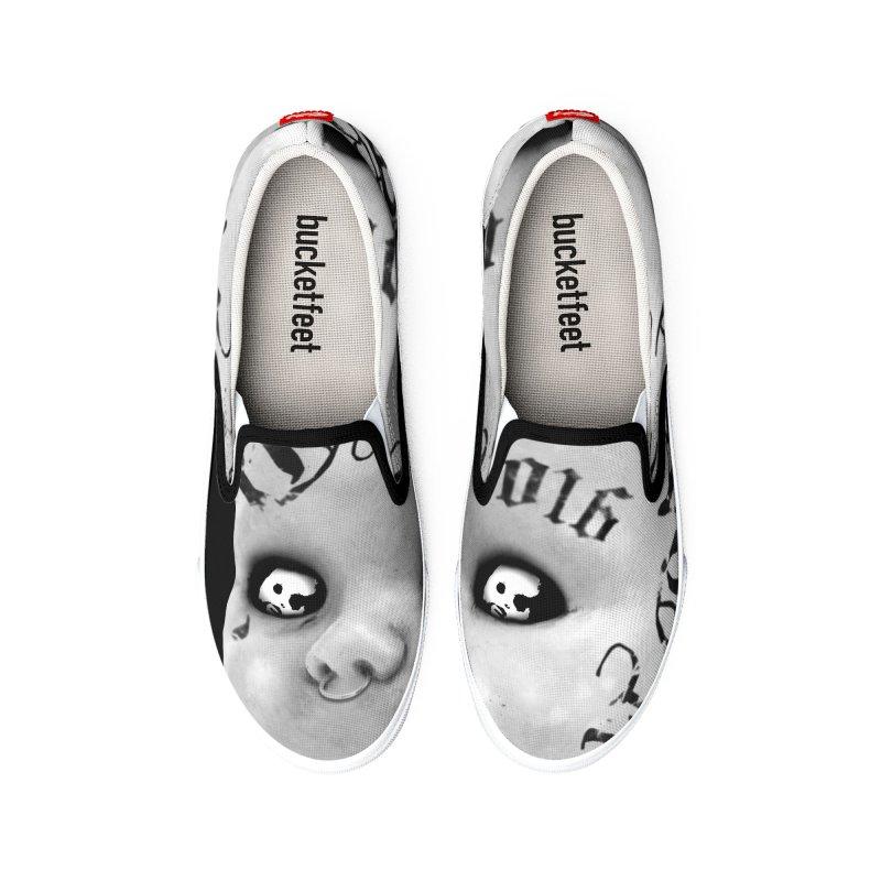 CasaNorte - PerPohojo Women's Shoes by Casa Norte's Artist Shop