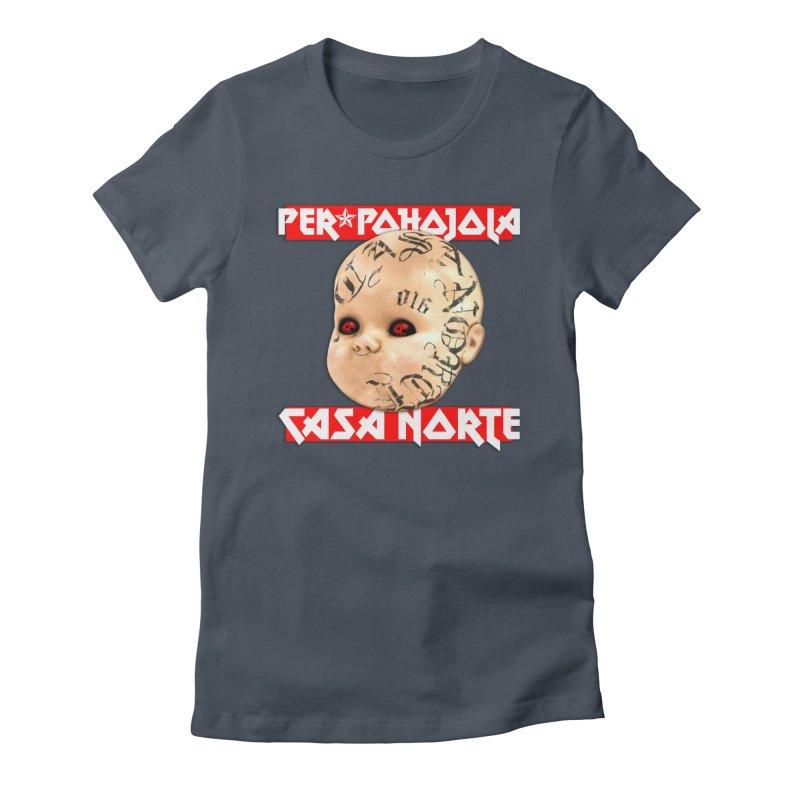 CasaNorte - Peräpohojola Women's T-Shirt by Casa Norte's Artist Shop