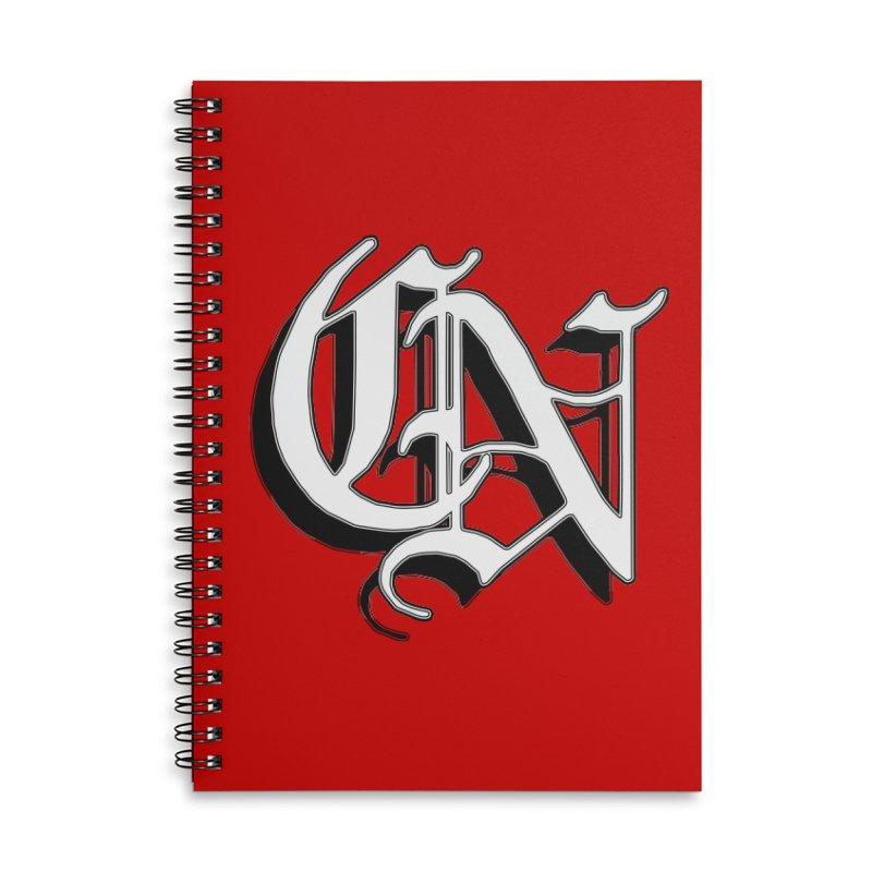 CasaNorte - CeeN Accessories Notebook by Casa Norte's Artist Shop
