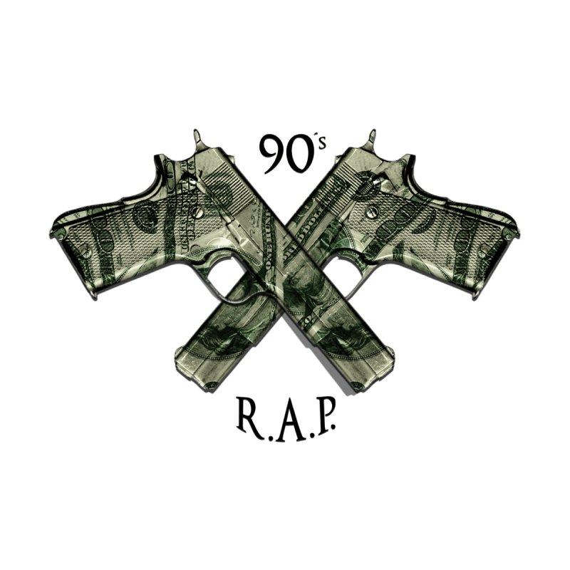 90s R.A.P. - MoneyGuns by Casa Norte's Artist Shop