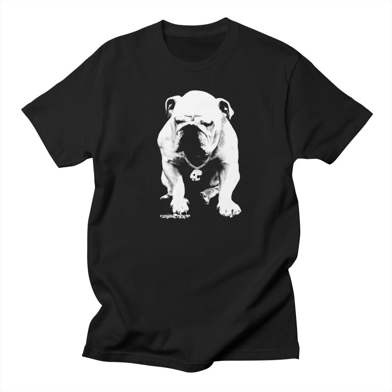 CasaNorte - BullDog Men's T-Shirt by Casa Norte's Artist Shop
