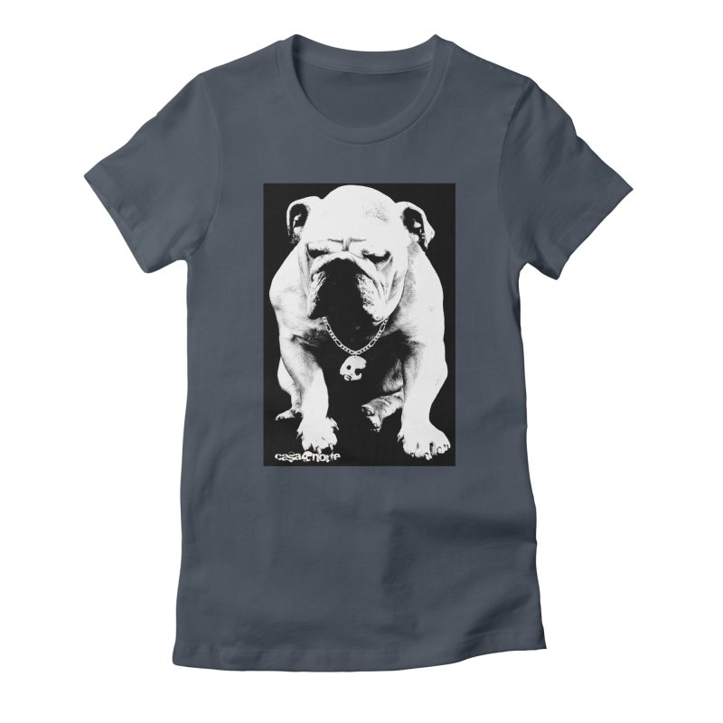CasaNorte - BullDog Women's T-Shirt by Casa Norte's Artist Shop