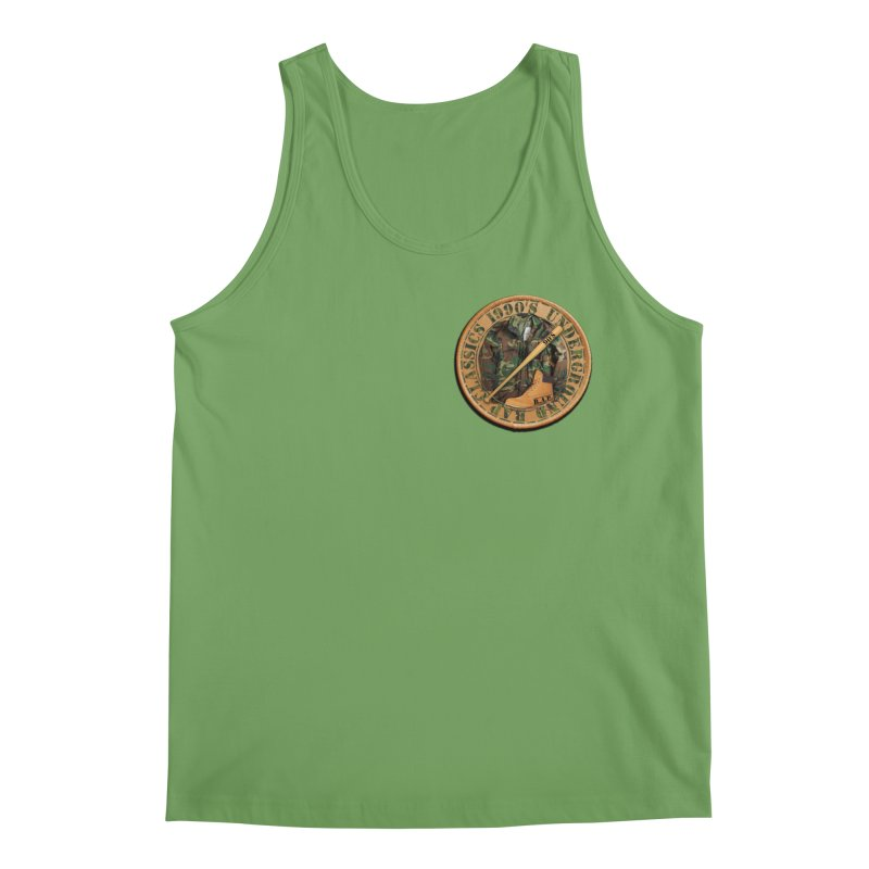 90s RAP - 90sUGRAP Men's Tank by Casa Norte's Artist Shop