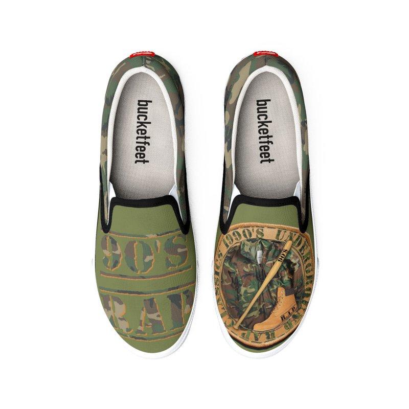 90s RAP - 90sUGRAP Women's Shoes by Casa Norte's Artist Shop