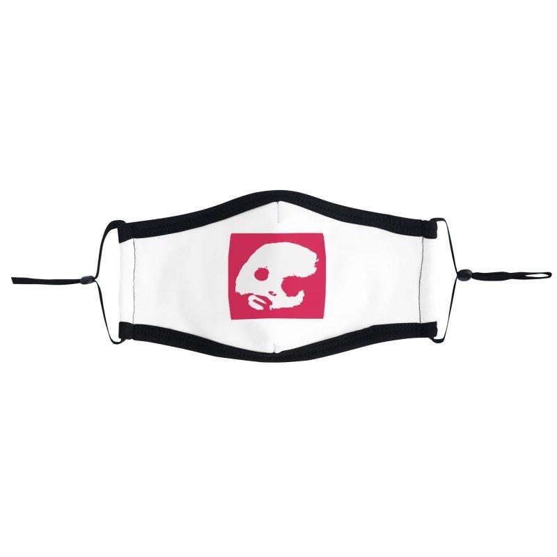 CasaNorte - LabelSISO Accessories Face Mask by Casa Norte's Artist Shop