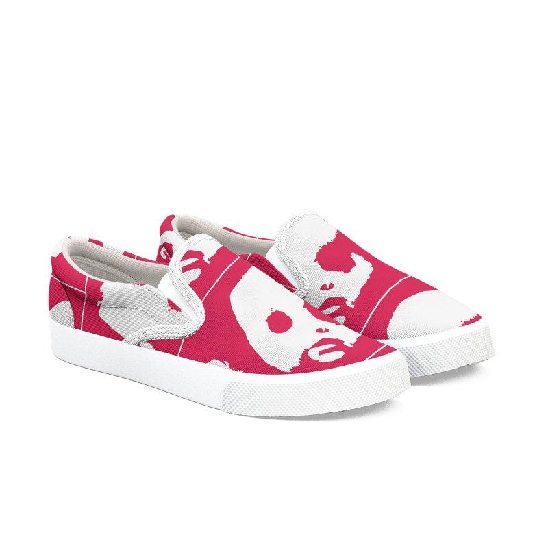 CasaNorte - LabelSISO Women's Shoes by Casa Norte's Artist Shop