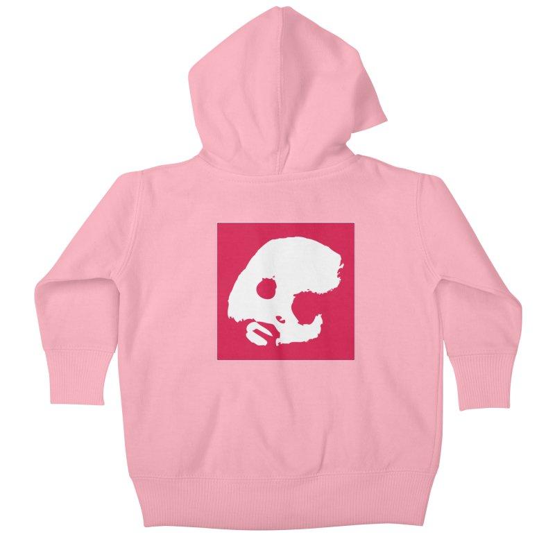 CasaNorte - LabelSISO Kids Baby Zip-Up Hoody by Casa Norte's Artist Shop