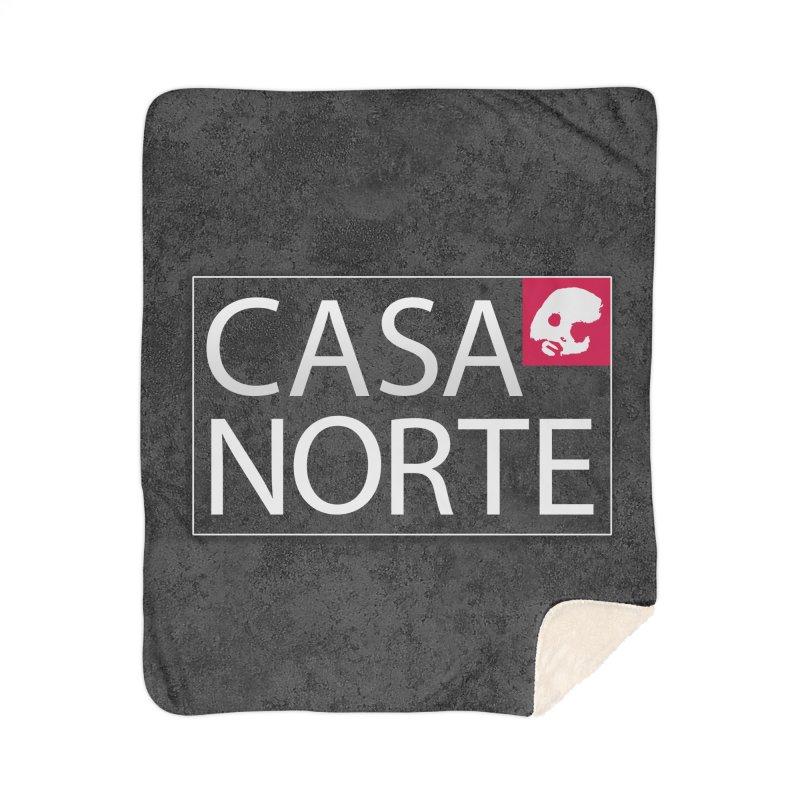 CasaNorte - LabelISO Home Blanket by Casa Norte's Artist Shop