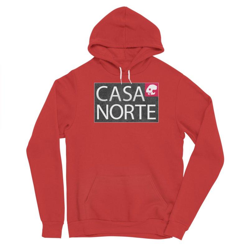CasaNorte - LabelISO Women's Pullover Hoody by Casa Norte's Artist Shop