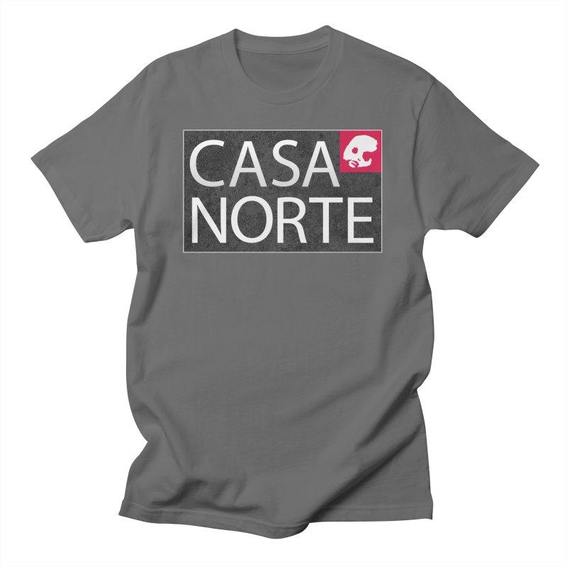 CasaNorte - LabelISO Men's T-Shirt by Casa Norte's Artist Shop