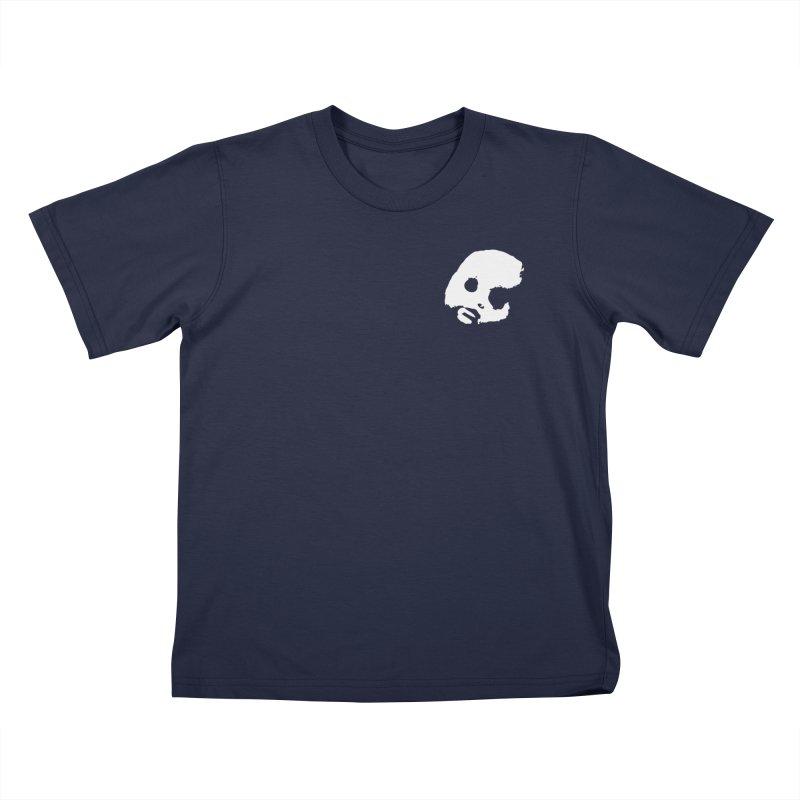 CasaNorte - Face2 Kids T-Shirt by Casa Norte's Artist Shop