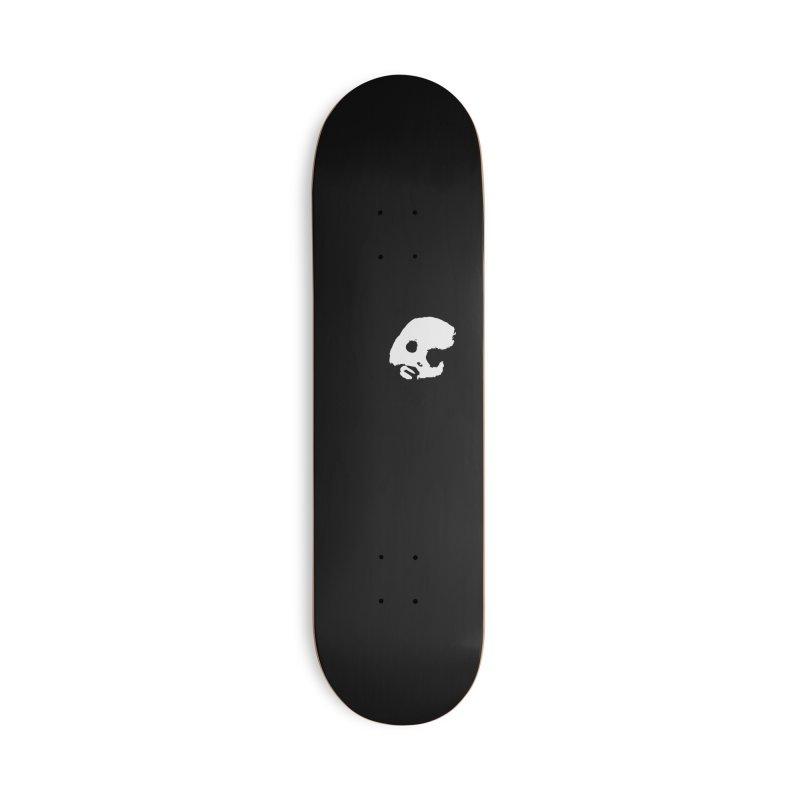 CasaNorte - Face2 Accessories Skateboard by Casa Norte's Artist Shop