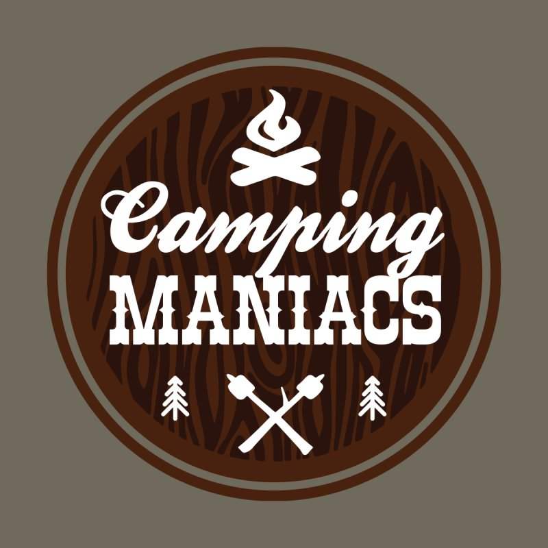 Camping Maniacs 2 by Casa Norte's Artist Shop
