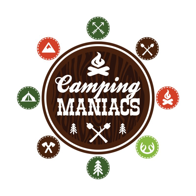 Camping Maniacs 3 by Casa Norte's Artist Shop