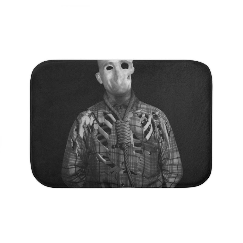 CasaNorte - Hangstand Home Bath Mat by Casa Norte's Artist Shop