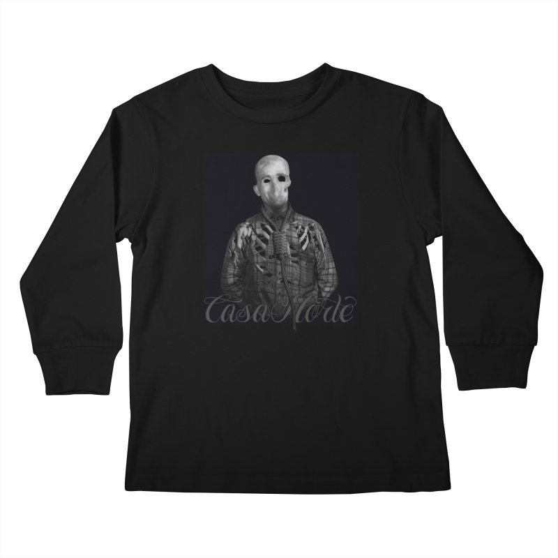 CasaNorte - Hangstand Kids Longsleeve T-Shirt by Casa Norte's Artist Shop