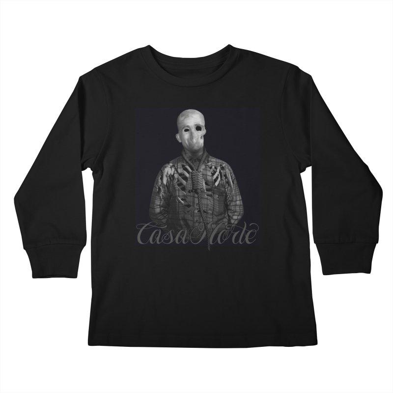 CasaNorte - Hangstand Kids Longsleeve T-Shirt by Casa Norte's Artist Shop