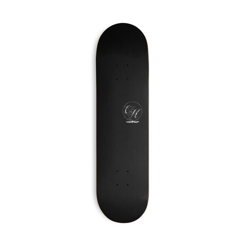 CasaNorte - Kauno Accessories Skateboard by Casa Norte's Artist Shop
