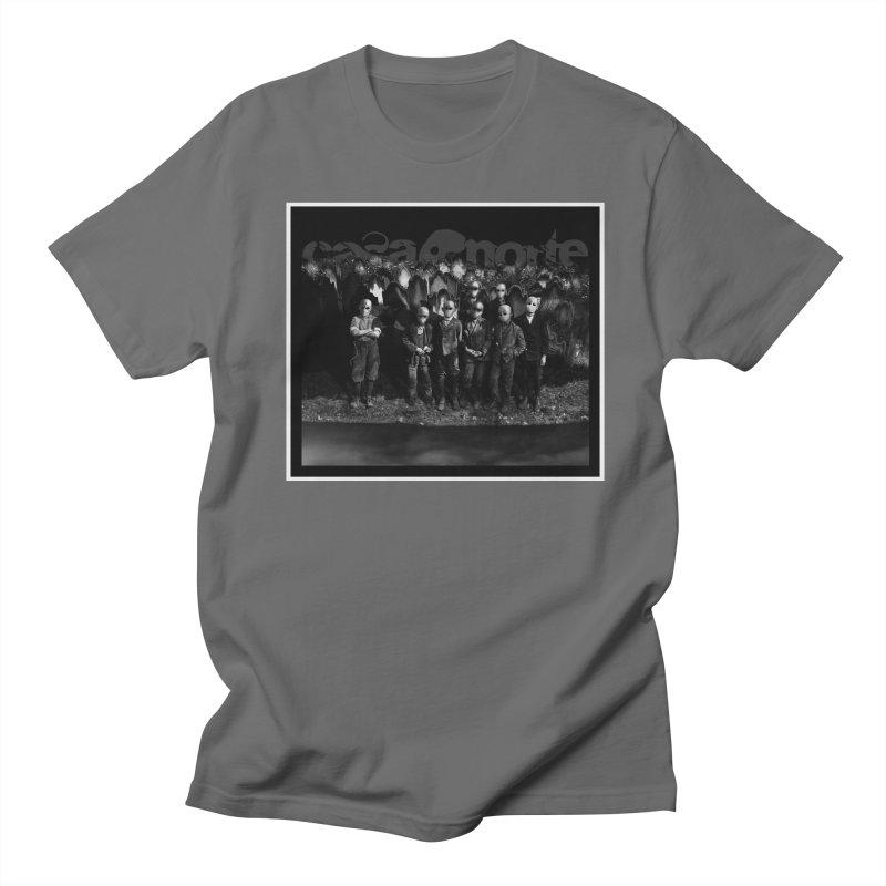 CasaNorte - FerryMan Men's T-Shirt by Casa Norte's Artist Shop