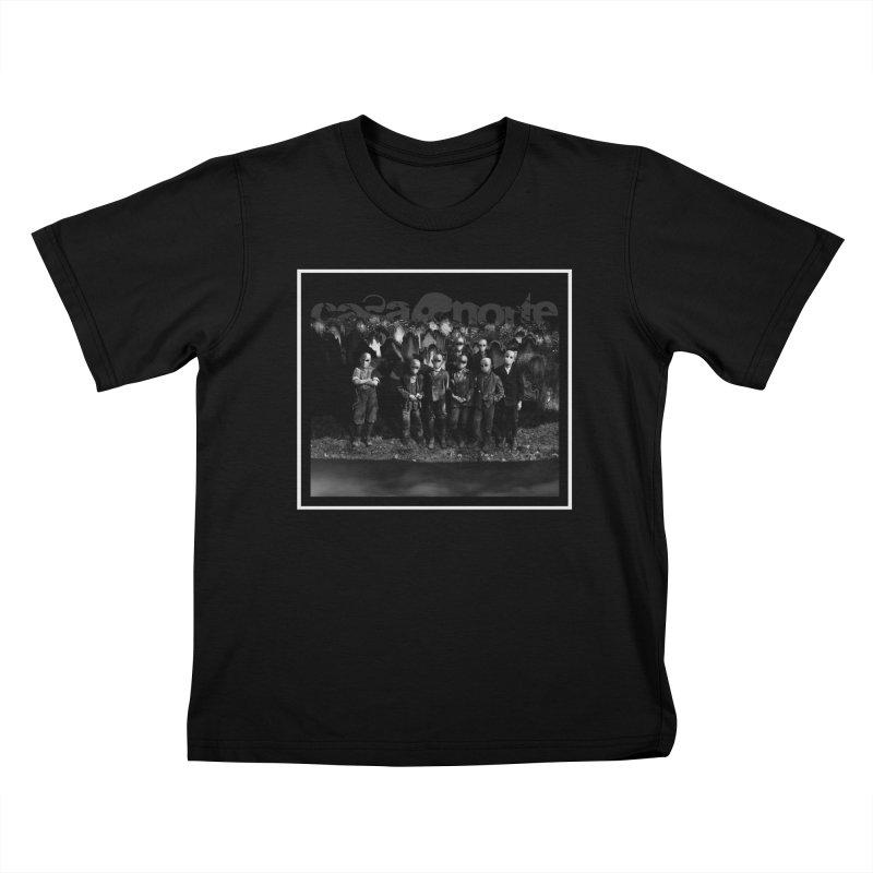 CasaNorte - FerryMan Kids T-Shirt by Casa Norte's Artist Shop