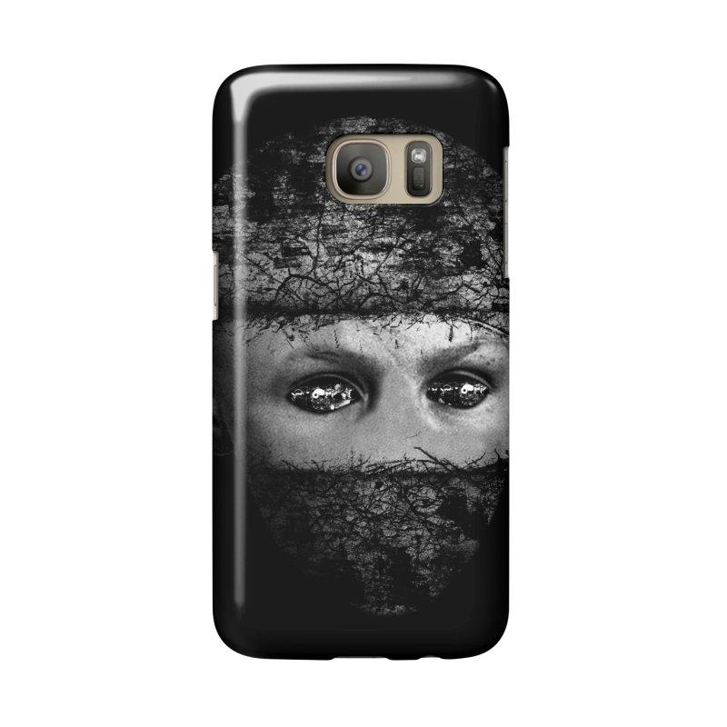 CasaNorte - FaceEye Accessories Phone Case by Casa Norte's Artist Shop